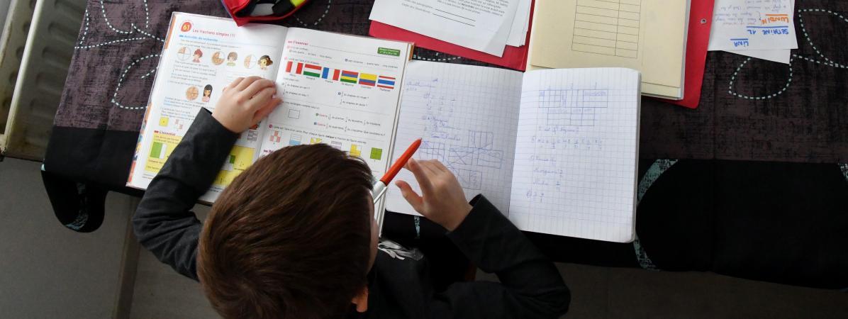 Coronavirus : comment faire l'école à la maison pendant le