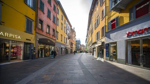 Bergame en Italie : une catastrophe sanitaire