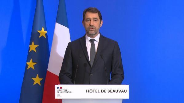 """Coronavirus : Christophe Castaner estime que le tracking pourrait être """"soutenu"""" par l'ensemble des Français"""