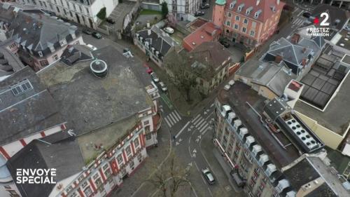VIDEO. Coronavirus : Mulhouse, une ville sous tension depuis le début de l'épidémie
