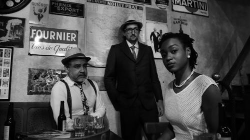 Pour son premier album, le groupe March Mallow rend un bel hommage à Billie Holiday et Nat King Cole