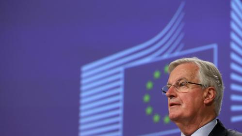 Coronavirus : Michel Barnier, négociateur de l'Union européenne pour le Brexit, testé positif