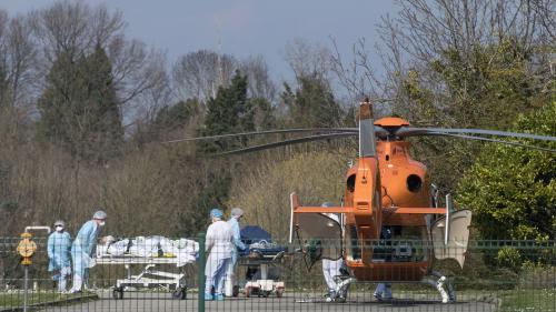 """Coronavirus : les équipes médicales de Mulhouse """"ont besoin de renfort, ont besoin de soutien"""", lance la maire de la commune"""