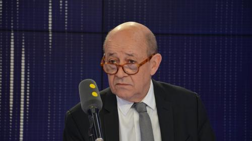 """Coronavirus : Jean-Yves Le Drian demande de la """"patience"""" aux 130000 Français bloqués à l'étranger"""