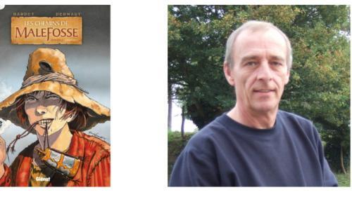 """BD : le dessinateur François Dermaut, co-auteur des """"Chemins de Malefosse"""", est mort à l'âge de 70 ans"""