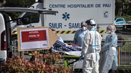 DIRECT. Coronavirus : 112 morts supplémentaires en France, 1 525 patients en réanimation