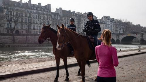 DIRECT. Coronavirus : les autorités françaises déterminées à faire respecter le confinement