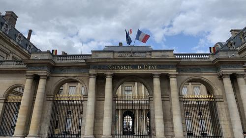 Coronavirus : devant le Conseil d'Etat, des syndicats de soignants réclament un confinement total en France