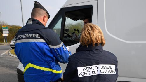 Coronavirus : un total de 91 824 infractions pour non-respect du confinement en France, dont 22 574 dimanche