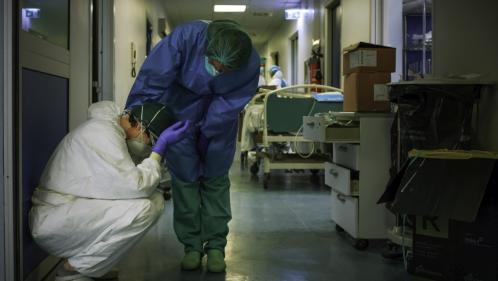 Coronavirus : l'Italie proche d'atteindre le pic de l'épidémie