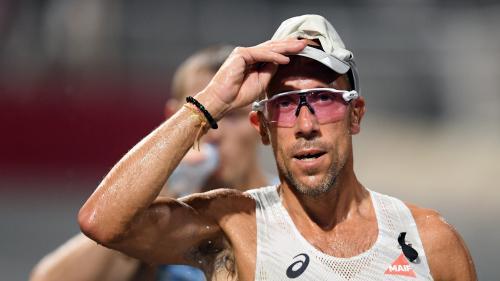 """Coronavirus : """"Le CIO ne doit pas prendre en otage des milliers d'athlètes"""", insiste le marcheur Yohann Diniz à propos d'un possible report des Jeux olympiques"""