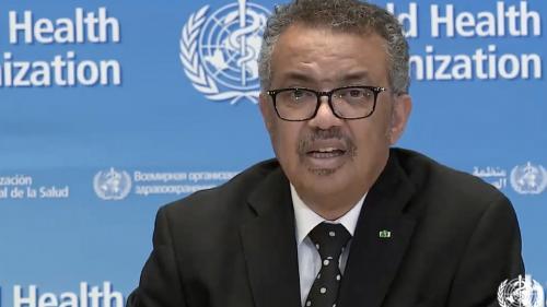 """Coronavirus : l'OMS appelle les pays à passer à l'""""attaque"""" en testant tous les cas suspects"""