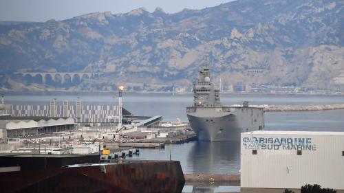 DIRECT. Coronavirus : les malades évacués de Corse par l'armée débarquent à Marseille