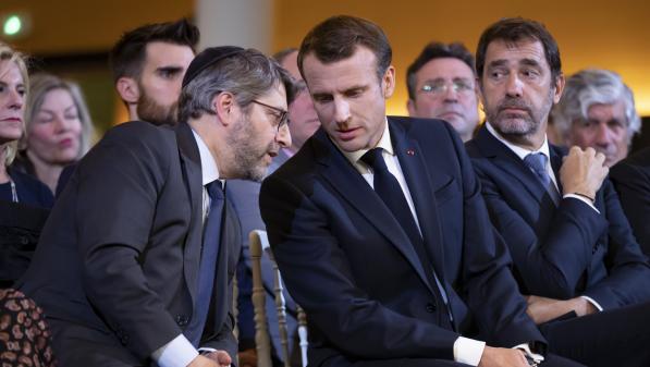 """Coronavirus et obsèques : c'est """"un manque terrible pour les familles de ne pouvoir rendre hommage à une personne aimée"""", alerte le grand rabbin de France"""