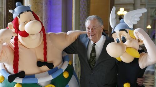 Albert Uderzo, le père d'Astérix et Obélix, est mort