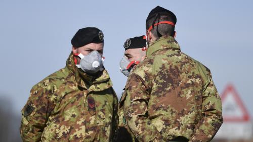 Mission coronavirus: tour d'Europe des forces armées, mobilisées contre la propagation de l'épidémie
