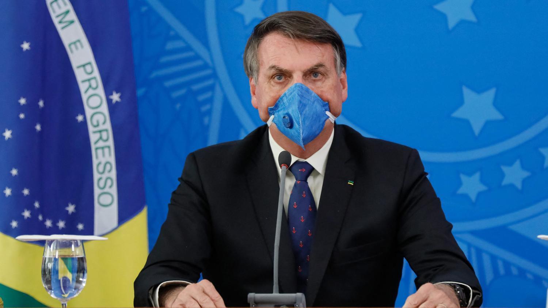 Coronavirus : Bolsonaro, dernier chef d'Etat à refuser la crise mondiale