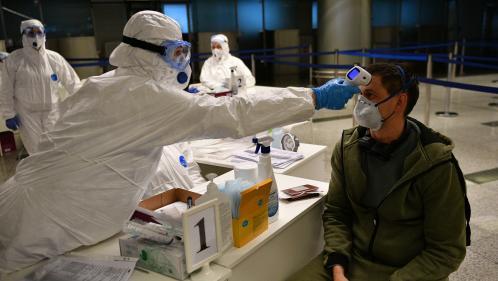 DIRECT. Coronavirus : la Russie suspend tous ses vols internationaux à partir de minuit