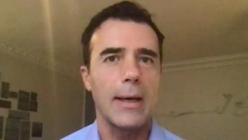 """Coronavirus : """"C'est une épreuve extrêmement dure"""", confie l'eurodéputé Sandro Gozi"""