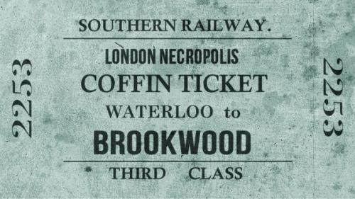 BLOG. Necropolis Railway : quand l'Angleterre ouvrait une ligne ferroviaire pour les morts en pleine pandémie