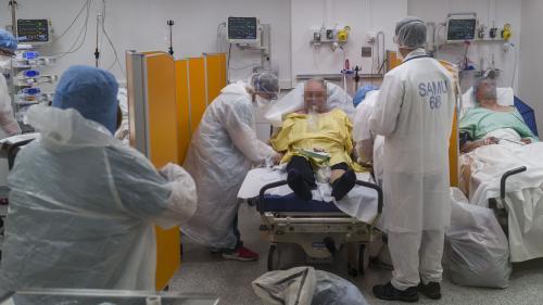 Coronavirus : près de 2 000 morts en milieu hospitalier en France, un bilan multiplié par quatre en une semaine