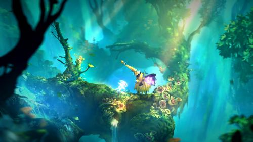"""Ori and the Will of the Wisps"" : un jeu qui nous en met plein les yeux"