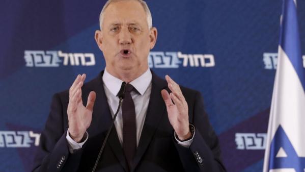 Israël : l'élection surprise de Benny Gantz au Parlement ouvre la voie au maintien de Benjamin Netanyahu
