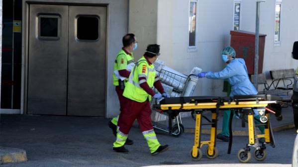 Coronavirus : l'Espagne, un pays en souffrance face à l'épidémie
