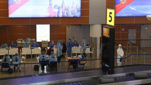 Coronavirus : la Russie va fermer ses frontières à partir de lundi