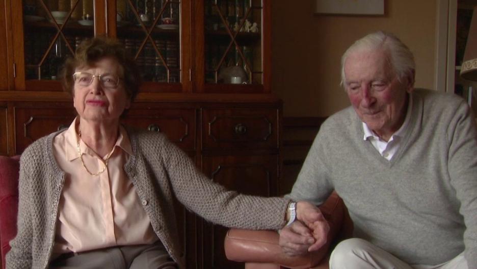 Coronavirus : le couple de nonagénaires qui a battu la maladie