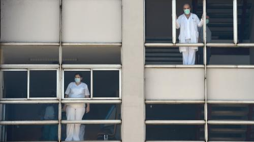 DIRECT. Coronavirus : l'Espagne comptabilise 838 morts en 24 heures, le pire bilan depuis le début de l'épidémie dans le pays