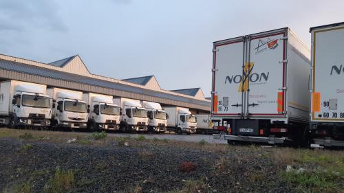 """Appel au droit de retrait des chauffeurs routiers : """"Il n'y a pas de pénurie à redouter"""" rassure la fédération nationale des transporteurs routiers"""