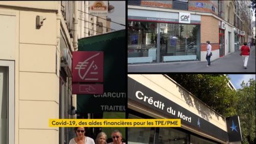 Coronavirus : l'État français sort l'artillerie lourde pour aider les TPE et PME