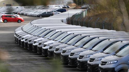 Coronavirus : les ventes de véhicules en chute libre