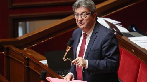 """Gestion de la crise sanitaire, nationalisations, Union européenne... Le """"8h30 politique"""" de Jean-Luc Mélenchon"""