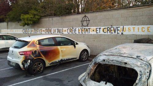 """""""C'est la Justice qui est visée"""", des véhicules de l'administration pénitentiaire incendiés à Amiens"""