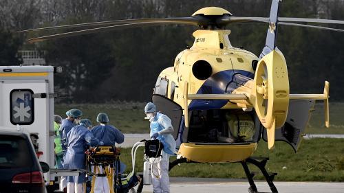 INFOGRAPHIES. Coronavirus : 59 105 cas confirmés, 4 503 morts à l'hôpital, découvrez l'évolution de l'épidémie en France en quatre cartes animées