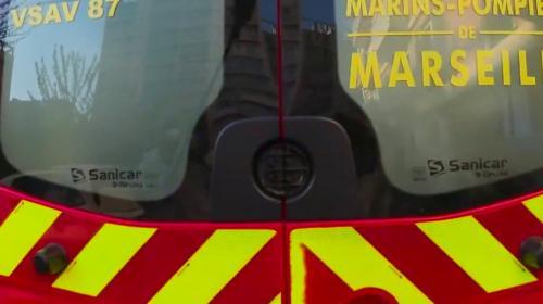 VIDEO. Coronavirus :à Marseille, la course contre-la-montre des pompiers