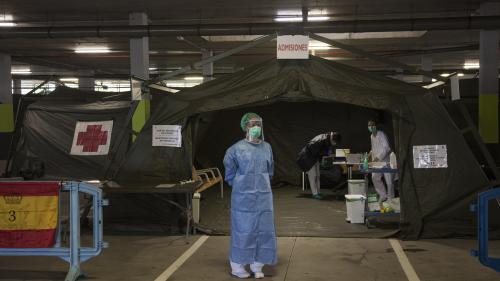 DIRECT. Coronavirus: l'Espagne dépasse la barre des 10 000 morts