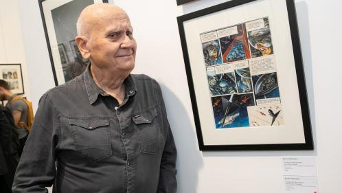 """Le dessinateur de BD Juan Gimenez est mort du Covid-19 : les """"Méta-Barons"""" perdent un de leurs pères"""