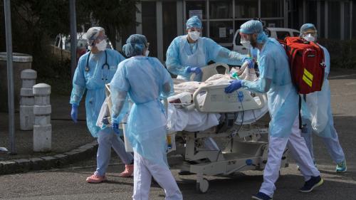 Coronavirus : le pic de l'épidémie sera atteint au plus le tard le 25 avril dans le Grand Est, selon l'ARS
