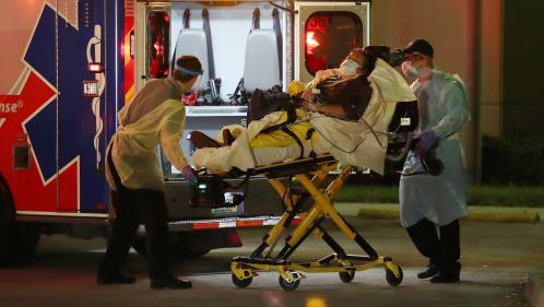 DIRECT. Coronavirus : 1 169 morts en 24 heures aux Etats-Unis, pire bilan journalier dans un pays depuis le début de l'épidémie