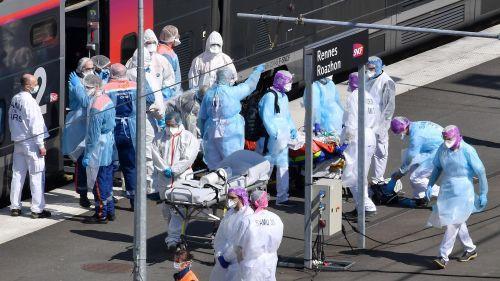 Coronavirus : de nouveaux malades seront accueillis en Bretagne ce week-end