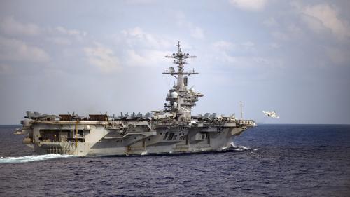 VIDEOS. Etats-Unis: le commandant du «USS Theodore Roosevelt», révoqué après avoir lancé l'alerte sur des cas de Covid-19 à bord, acclamé en héros par ses troupes
