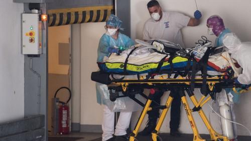 DIRECT. Coronavirus: 5 532 morts en hôpital en France depuis le début de l'épidémie, 441 de plus ces dernières 24 heures