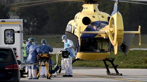 """VIDEO. """"Les médecins allemands m'ont sauvé la vie"""", témoigne un rescapé du coronavirus"""