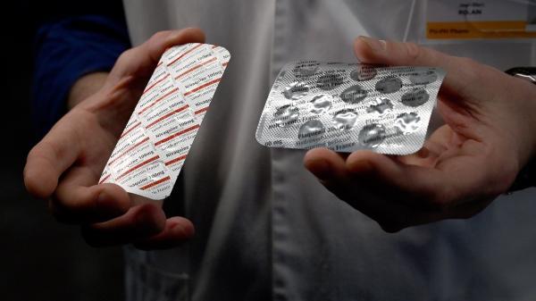 Coronavirus : la chloroquine, un médicament prisé par les escrocs
