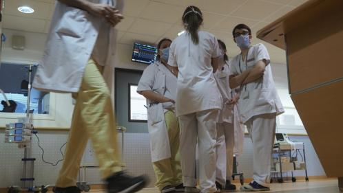 Coronavirus: 5 532 morts à l'hôpital en France depuis le début de l'épidémie, 441 de plus ces dernières 24 heures