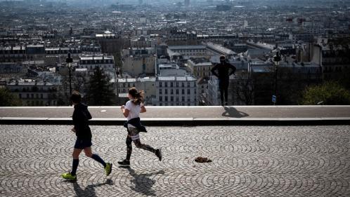 """Paris : """"Plusieurs milliers, voire dizaines de milliers d'amendes"""" sont mises chaque jour quand il fait beau"""