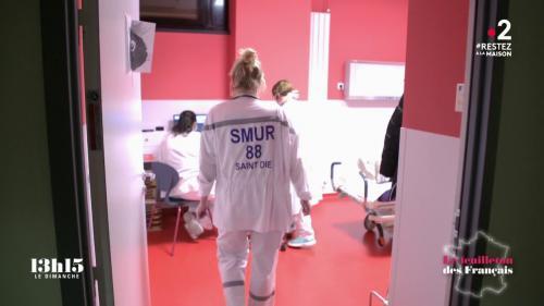 """VIDEO. Coronavirus. """"Je me sens nécessaire"""" ; """"On est au service du public"""" : paroles de soignantes d'un hôpital vosgien"""